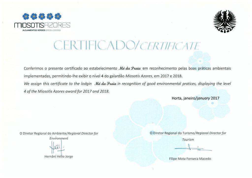 certificado Miosotis 2017-2018 niv4